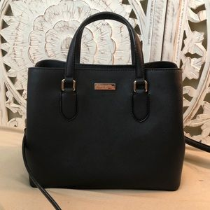 Black Laurel Way Evangelie Purse